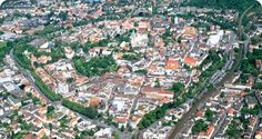 Soon to be mine and Dennis's new home!  Paderborn!!!