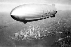 History in the Raw (The bare facts of history that you don't get to read very often): The Airship Hindenburg. A few bits and pieces. Plus a promotional piece for the Airship USS Akron of 1931