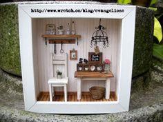 Evangelione: Dollhouse Miniature