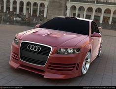 2006 Audi A4 Convertible Custom