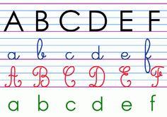alphabet1 orpheecole