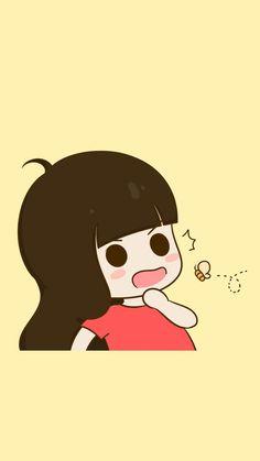 Cute Couple Wallpaper, Matching Wallpaper, Chibi Couple, Couple Cartoon, Chibi Wallpaper, Sketches Of Love, Cute Couple Art, Cute Love Cartoons, Cute Anime Couples