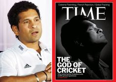 SRT on Time magazine's cover for May issue.