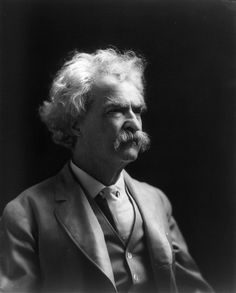 Mark Twain An American author and humorist. Twain is most noted for his novels Adventures of Huckleberry Finn, which has since been called the Great American Novel and The Adventures of Tom Sawyer. He is extensively quoted. Real Name: Samuel Clemmons