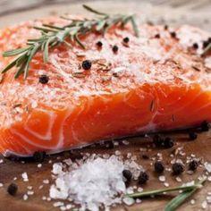 Fresh Herb Salmon
