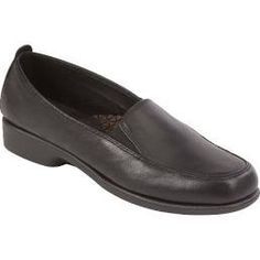 Hush Puppies Black Women's Heaven Loafers