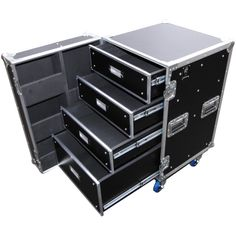 In Stock 4 Drawer Production Case