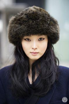 Streetstyle:Kim Sung Heeby Koo Young Jun