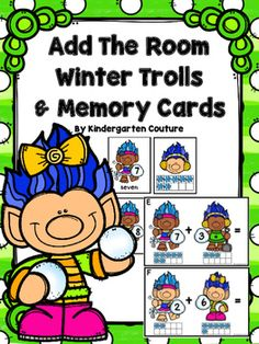 Troll Add The Room is an add the room using numbers with assistance of  ten frames, sums up to 10. There are 10 half page posters with a matching recording sheet. It is quick and easy to set up. Simply print the posters and laminate them. Then print a recording sheet for each student.