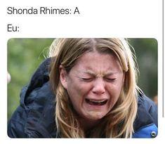 Ellen Pompeo, Grey's Anatomy, Beautiful Day, Sad, Funny, Movies, Funny Memes, Medicine, Greys Anatomy