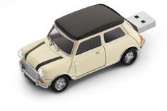 Infomation Symmetry Cool Stuffs Blog » Mini Cooper USB Flash Drive
