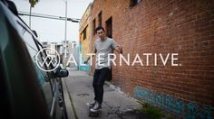 Alternative Apparel, it's more than a name, its who we are.  For the modern creator who moves through the world differently. Soft, simple, sustainable clothing.