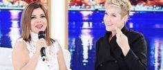Xuxa revela porque deu o nome de  Angélica e Mara suas cadelas