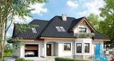 Small Houses, Home Fashion, 1, Nice, House Styles, Home Decor, Houses, House Beautiful, Gardens