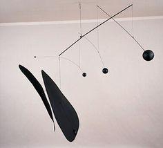 Puka Puka unique mobiles: Alexander Calder