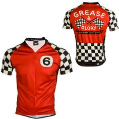 Twin 6 Greaser Jersey