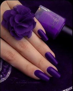 Nail art can sometimes seem complicated when you just see the finished manicure, but once you read through these step by step nail art designs you will realize just how easy it is to do it yourself. Love Nails, How To Do Nails, Fun Nails, Pretty Nails, Sexy Nails, Uñas Fashion, Review Fashion, Purple Fashion, Latest Fashion