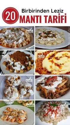 Farklı ve Denenmiş Mantı Tarifleri Nefis Yemek Tarifleri … – Salata meze kanepe tarifleri – Las recetas más prácticas y fáciles Best Appetizers, Appetizer Recipes, Turkish Recipes, Homemade Beauty Products, Kitchen Art, Bon Appetit, Food And Drink, Yummy Food, Yummy Recipes