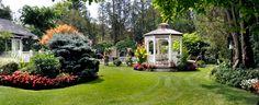 OBAN INN, NIAGARA-ON-THE-LAKE ONTARIO Niagara Region, Autumn Wedding, Great Places, Ontario, Gazebo, Spa, Outdoor Structures, Restaurant, Wedding Ideas