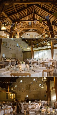 http://pauljosephphotography.co.uk/helen-and-sam-east-riddlesden-hall-wedding/  East Riddlesden Hall Barn all dressed for an Autumn Wedding