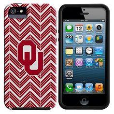 OU Sooners Chevron iPhone 5 Cover