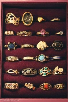 Vintage Rings girly cute beautiful vintage pretty rings ring ring design ring pictures