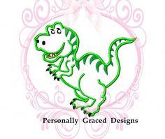Instant Download Dinosaurier T-Rex Tier von GracedDesign auf Etsy