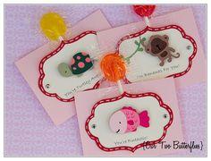 Critter Valentine's Day cards  #cricut #valentinescards