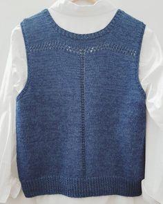 Hand Knitting, Knitting Patterns, Vest Pattern, Knit Vest, Wool, Diva, Design, Fashion, Vestidos