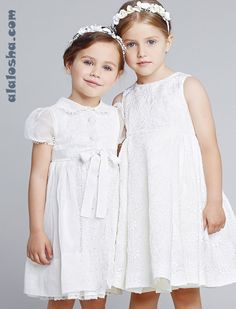 ALALOSHA: VOGUE ENFANTS: Dolce & Gabbana flower girl SS'14 lookbook