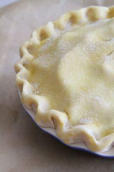 All Butter Pie Crust.