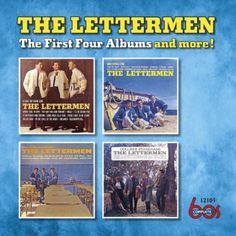 Lettermen - The First Four Albums And More!