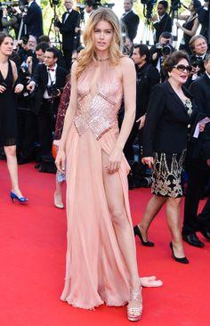 Doutzen Kroes in Versace 2013