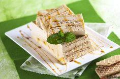 Receita de Semifrio de caramelo e bolacha. Descubra como cozinhar Semifrio de caramelo e bolacha de maneira prática e deliciosa com a Teleculinária!