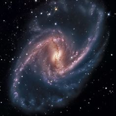 Barred spiral galaxy NGC 1365 is truly a majestic island universe some 200,000 light-years across. Located a mere 60 million light-years away toward the chemical constellation Fornax, NGC 1365 is a dominant member of the well-studied Fornax galaxy cluster.