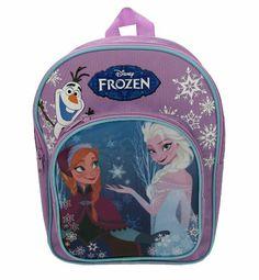 Disney Frozen Backpack: Amazon.co.uk: Toys & Games