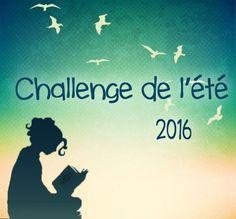 Et voici le Challenge d'été (avec les règles, et ma PAL) ^^  Merci à Lectureavie et Saefiel !!