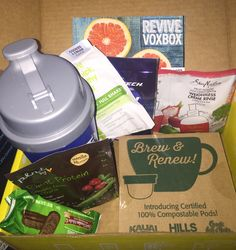 Can't wait to revive and refresh with my #revivevoxbox from @influenster