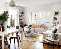 Você conhece aqueles apartamentos com decoração impecável, criados por arquitetos incríveis e que vão parar em capas de revistas (e em nosso blog, rsrsrs)?