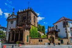 Capela e Casa dos Coimbras, Braga | Turismo en Portugal #braga #portugal #manuelino