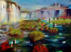 """Saatchi Online Artist Clara Hastrup; Painting, """"Untitled - SOLD"""" #art"""