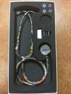Camo stethoscope @avidarcher84 can customize