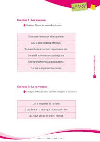 Exercices De Traitement De Texte Orthomalin Exercice Traitement Texte