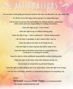 #affirmations #selfcare http://www.LucilleZimmerman.com/book