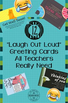 12 LOL Greeting Card