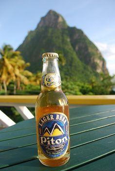 St Lucia-Piton