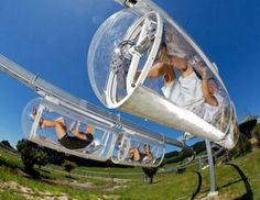 Human Powered Rollercoaster – Rotorua