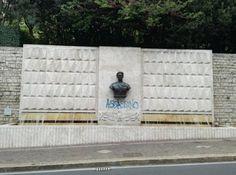AVANGUARDIA NAZIONALE BERGAMO: INFAMI ! ONORE AD ANTONIO LOCATELLI, EROE DI BERGA...