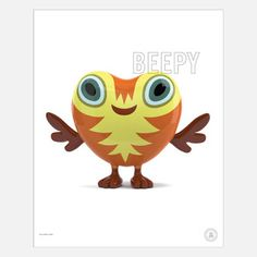 Beeby Print now featured on Fab.