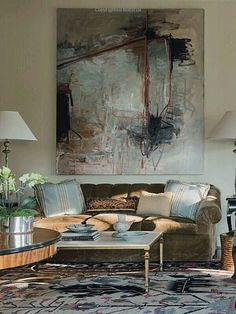 """Awesome """"contemporary abstract art painting"""" info is offered on our website. Check it out and you will not be sorry you did. Decoration, Art Decor, Home Decor, Contemporary Abstract Art, Hanging Art, Home Interior Design, Art Interiors, Art Art, Inspiration"""